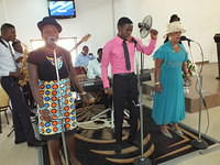 May 2014 Thanksgiving Service